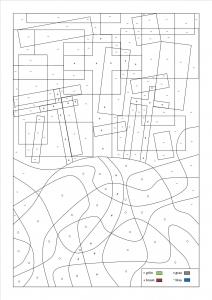 Malen nach Zahlen - Golgatha - Jesu Kreuzigung